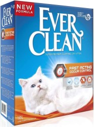 EverClean - Ever Clean Fast Acting Kedi Kumu 10 Litre