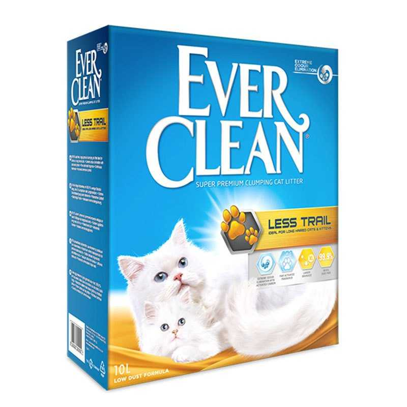 Ever Clean Less Trail Kedi Kumu 10 Litre
