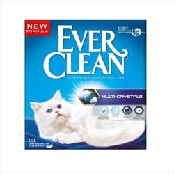 EverClean - Ever Clean Multi Crystal Kedi Kumu 10 Litre