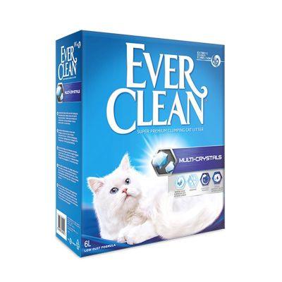 Ever Clean Multi Crystal Kedi Kumu 6 Litre
