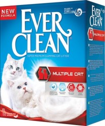 EverClean - Ever Clean Multiple Cat Kedi Kumu 10 LT
