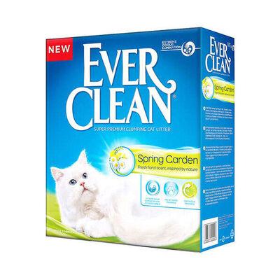 Ever Clean Spring Garden Çiçek Kokulu Topaklanan Kedi Kumu 6 Lt