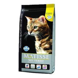 Matisse - Matisse Sterilised Kısırlaştırılmış Kedi Maması 10 KG