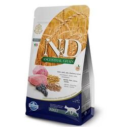 Farmina N&D - ND Düşük Tahıllı Kuzulu Kedi Maması 1,5 KG