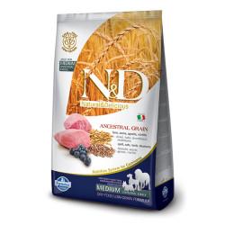 Farmina N&D - ND Düşük Tahıllı Kuzulu Köpek Maması 2.5 KG