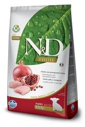 Farmina N&D - ND Tahılsız Tavuklu Küçük Irk Yavru Köpek Maması 2,5 KG