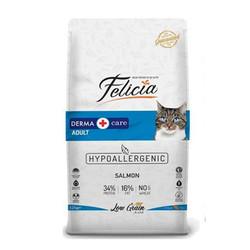 Felicia - Felicia Tüm Irklara Özel Somonlu Kedi Maması 12 KG