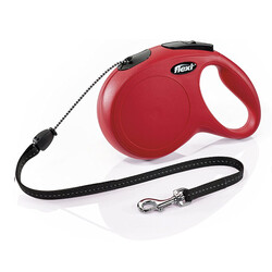 Flexi New Classic İp Otomatik Köpek Tasması 8M - M - Thumbnail