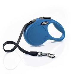 Flexi - Flexi New Classic Şerit Otomatik Tasma Mavi
