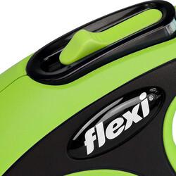 Flexi New Comfort Şerit Kedi ve Köpek Gezdirme Tasması M - 5M - Thumbnail