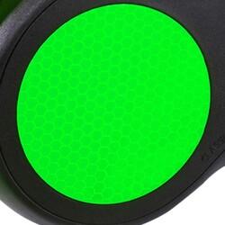 Flexi New Neon Otomatik Yeşil Şerit Gezdirme Medium 5 Mt - Thumbnail