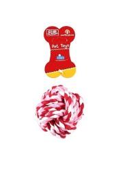 Flip - Flip 8 Cm Çapında Düğüm Top Diş İpi