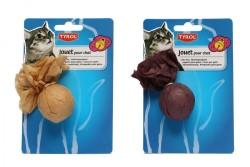Flip - Flip Çıngıraklı Kedi Kraft Top Kedi Oyuncağı
