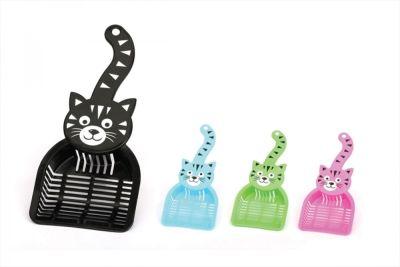 Flip Kedi Şeklinde Kedi Küreği