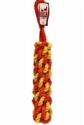 Flip - Flip Köpek Diş İpi Sarı Kırmızı 320 GR 42 CM