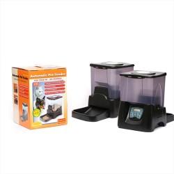Flip - Flip Otomatik Mama Kabı 10 Lt 4 Programlı