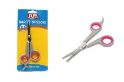 Flip - Flip Plastik Saplı Traş Makası 15.5 CM