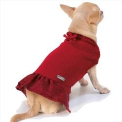 Flip - Flip Playful Küçük Irklar İçin Köpek Hırkası 25 CM
