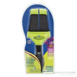 Furminatör - Furminator Firm Slicke Fırça - Small