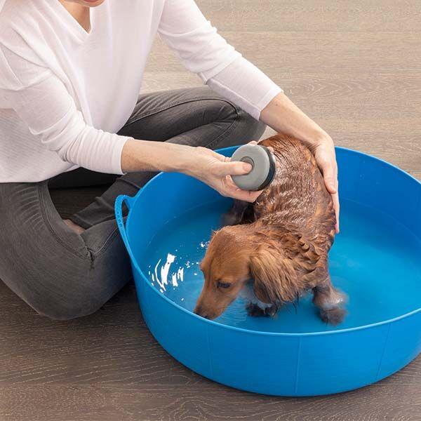 Furminator Kedi Ve Köpek Banyo Fırçası Şampuan Hazneli