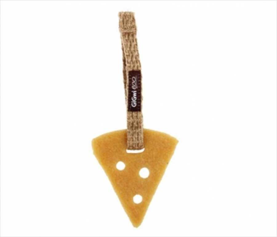Gigwi Peynir Şeklinde %100 Sindirilebilir Nat.Ödül