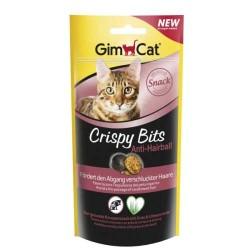 Gimcat - Gimcat Crispy Bits Anti Hairball Kedi Ödülü 40 GR