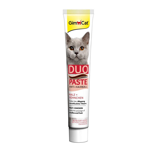 Gimcat Kediler için Anti-Hairball Tavuklu Malt 50 gr