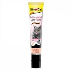 Gimcat Kediler için Anti-Hairball Tavuklu Malt 50 gr - Thumbnail