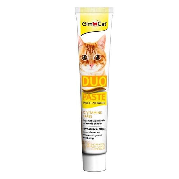Gimcat Kediler için Peynirli Multi-Vitamin 50 GR