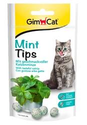 Gimcat - GimCat Mint Tips Naneli Kedi Ödül Tableti 40 GR
