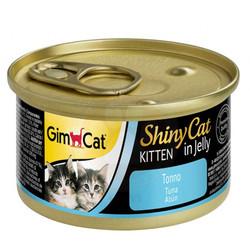 Gimcat - GimCat ShinyCat Ton Balıklı Yavru Kedi Konservesi 70 Gr