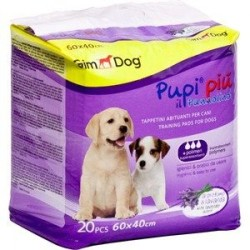 Gimdog - Gimdog Köpek Çiş Eğitim Pedi 20 li Paket 40x60Cm