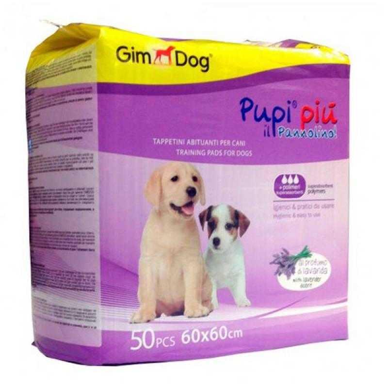 Gimdog Köpek Çiş Eğitim Pedi 50li Paket 60x60Cm