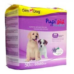 Gimdog - Gimdog Köpek Çiş Eğitim Pedi 50li Paket 60x60Cm
