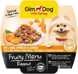 Gimdog - Gimdog Kuzu Ve Kayısı Ezme Köpek Konservesi 100 Gr