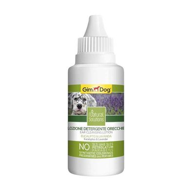 Gimdog Natural Solutions Kulak Temizleme Losyonu 50 ML