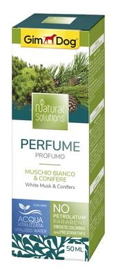 Gimdog Natural Solutions Misk ve Çam Kokulu Parfüm 50 ML