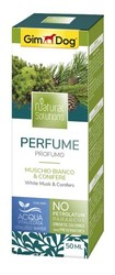 Gimdog - Gimdog Natural Solutions Misk ve Çam Kokulu Parfüm 50 ML