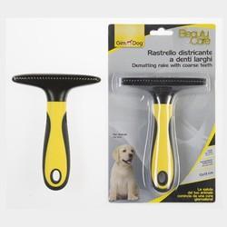 Gimdog - Gimdog Seyrek Dişli Kedi ve Köpek Tarağı 12*15 cm