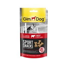 Gimdog - Gimdog Sportsnacks Sığır Etli Köpek Ödülü 60 gr