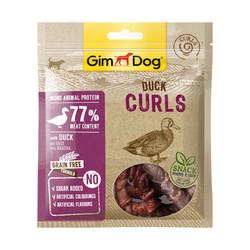 Gimdog - GimDog Tahılsız Curls Ördekli Köpek Ödülü 55gr