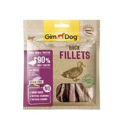 Gimdog - GimDog Tahılsız Fileto Ördek Köpek Ödülü 60gr