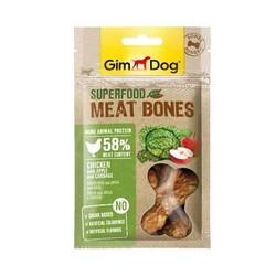 Gimdog Tavuklu ve Elmalı Köpek Ödülü 70 gr - Thumbnail