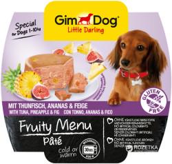Gimdog - Gimdog Tuna Balıklı Ve İncirli Ezme Köpek Konservesi 100 Gr