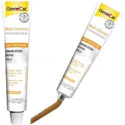 Gimcat - Gimcat Kediler İçin Multi-Vitamin Macunu 100 GR