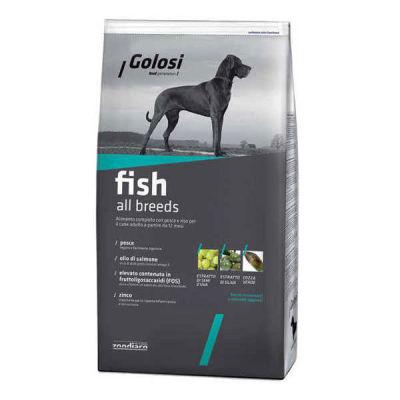 Golosi Balıklı Köpek Maması 12 KG