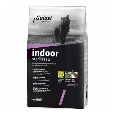 Golosi Cat Somonlu Kısırlaştırılmış Kedi Maması 7.5 KG