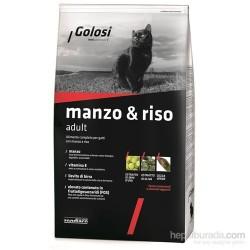 Golosi - Golosi Sığır Etli Kedi Maması 1.5 KG