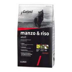 Golosi - Golosi Sığır Etli Kedi Maması 7.5 KG
