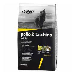 Golosi - Golosi Tavuk ve Hindili Kedi Maması 7.5 KG
